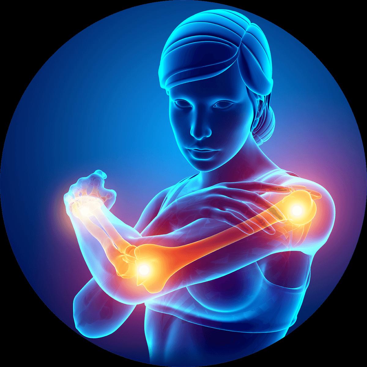 Ostry ból ramienia